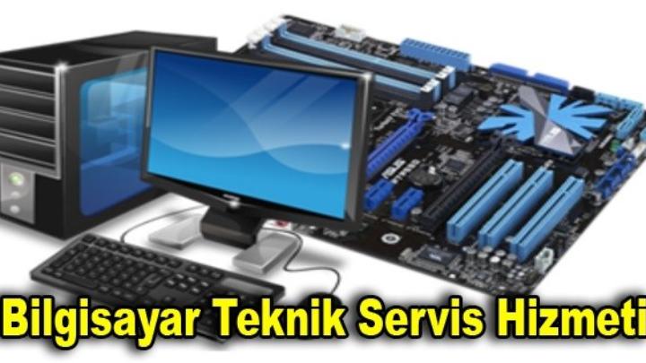 Bilgisayar Teknik Servis Hizmeti